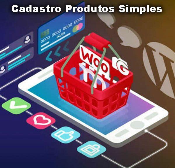 Woocommerce Cadastro Produto Simples capa