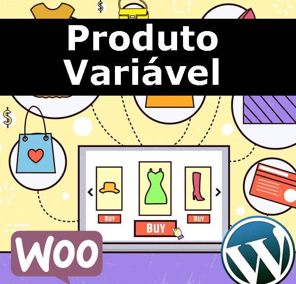 Woocommerce Cadastro Produto variavel capa