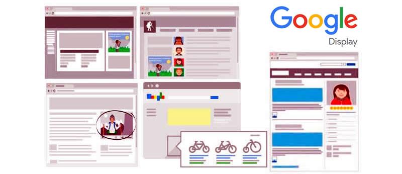 Google Ads rede de Display
