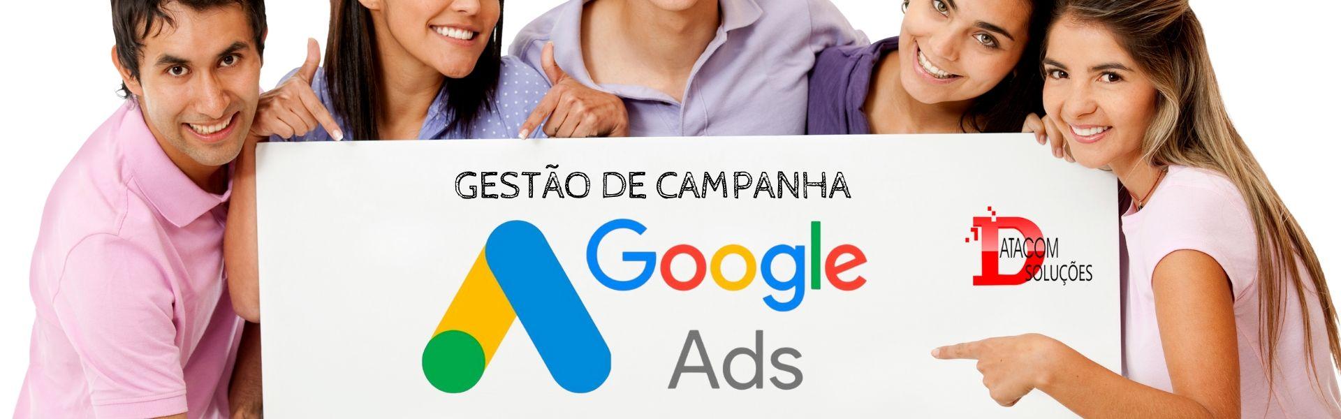 Montamos campanhas e anuncios no google ads