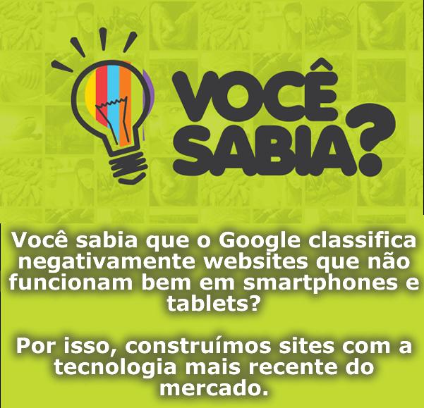 sites-responsivo-google