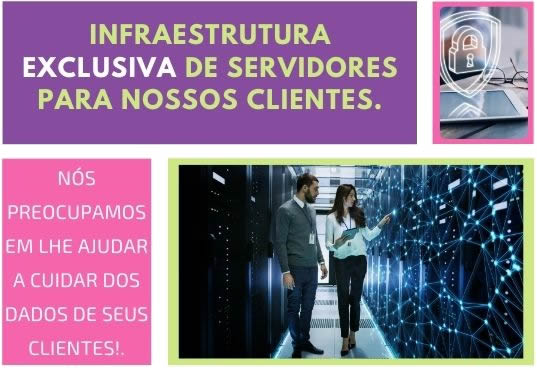 Agência de Marketing DIgital -- com infraestrutura de servidor proprio